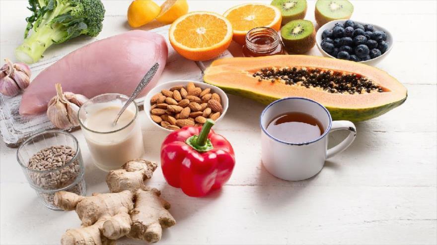 ¿Cuáles son alimentos que refuerzan sistema inmune en pandemia? | HISPANTV