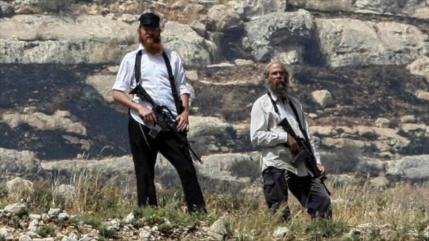 Colonos israelíes golpean y matan a un palestino en Cisjordania