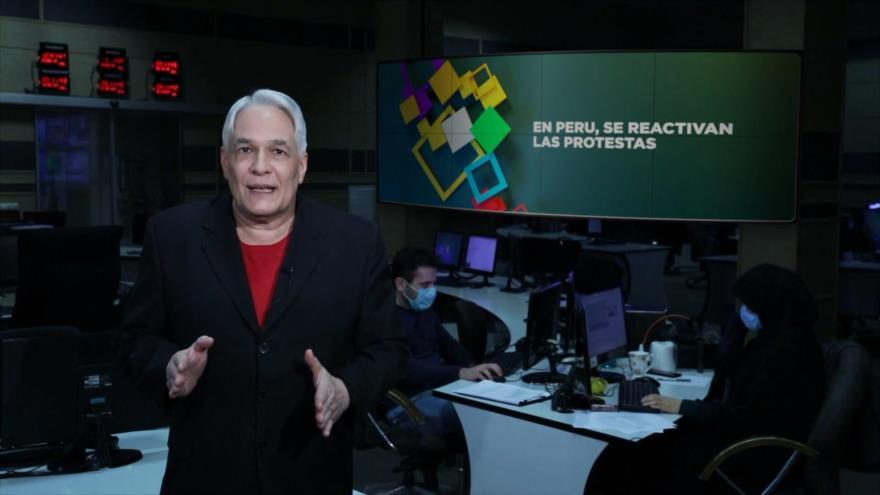 Buen día América Latina: En Perú, se reactivan las protestas