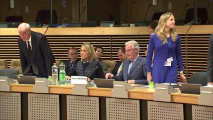 La UE y Londres continúan negociaciones sobre un acuerdo pos-brexit