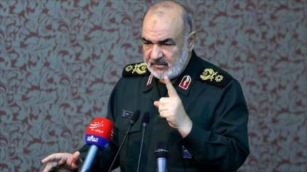 Comandante persa: Irán tiene todo para derrotar a enemigos