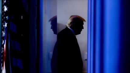 Trump deja en mínimos aprobación mundial de liderazgo de EEUU