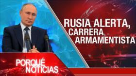 El Porqué de las Noticias: futuro del acuerdo nuclear. discurso de Putin. Complot contra Venezuela