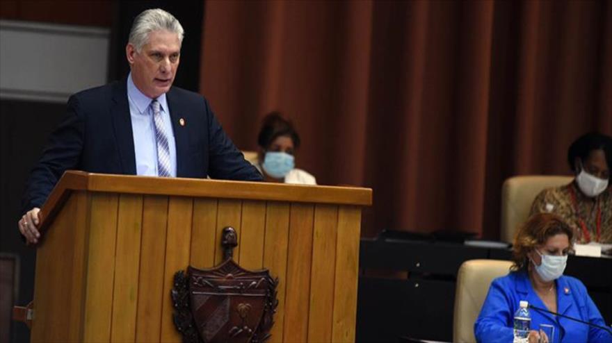Díaz-Canel: La política de Trump hacia Cuba es un fracaso rotundo | HISPANTV