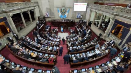 Congreso guatemalteco convoca a elección de magistrados de la CSJ