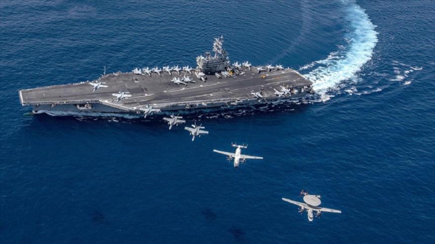 EEUU es mayor amenaza para estabilidad en mar de China Meridional | HISPANTV
