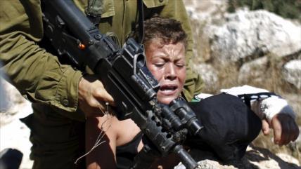 ONU, alarmada por asesinatos de niños palestinos a manos de Israel