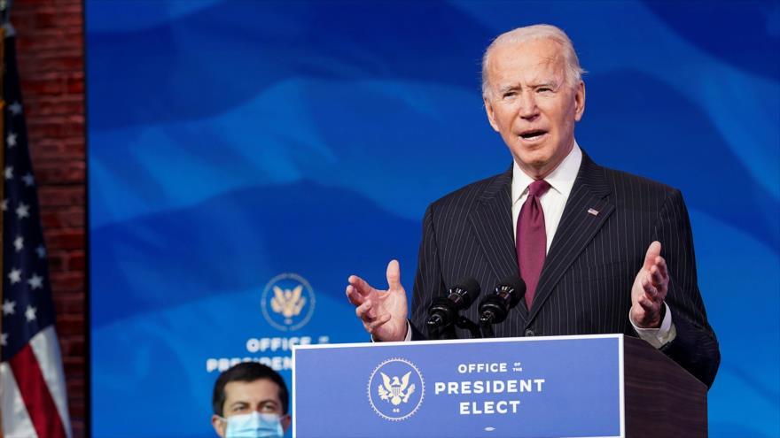 Equipo de Biden busca mantener diálogos con el Gobierno venezolano   HISPANTV