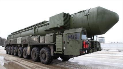 Avangard ruso puede atravesar cualquier escudo antimisiles de EEUU