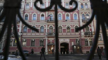 EEUU cerrará sus 2 consulados en Rusia en respuesta a ciberataque