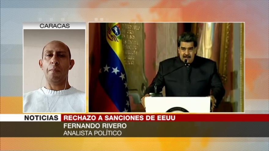 Rivero: EEUU, con Trump o Biden, quiere robar petróleo de Venezuela   HISPANTV