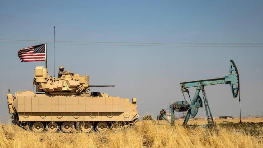 Informe: EEUU roba crudo sirio vía oleoductos en Tigris hacia Irak | HISPANTV