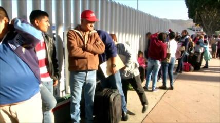 EEUU anuncia nuevos protocolos para los migrantes en la frontera