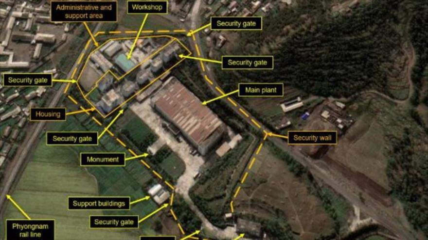 Pyongyang estaría fabricando armas nucleares en un sitio secreto | HISPANTV
