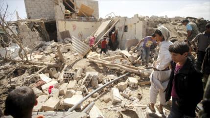 """""""Unión Europea es cómplice del genocidio saudí en Yemen"""""""