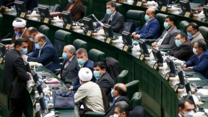 Legisladores iraníes repudian resolución del Parlamento Europeo