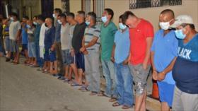 El Salvador captura grupo de exterminio vinculado a la Policía