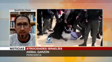 Garzón: Israel trata a palestinos como ciudadanos de segunda clase