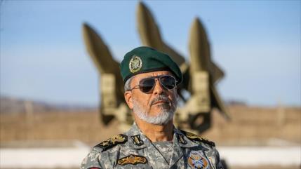 Irán responderá rotundamente a quien amenace su seguridad