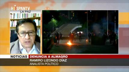 La OEA de Almagro promovió el golpe de Estado en Bolivia