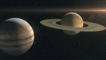 Júpiter y Saturno se unirán en el cielo luego de casi 400 años