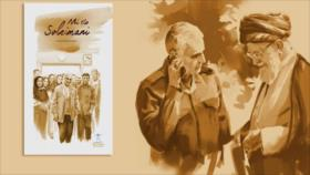 """Presentan libro """"Mi tío Soleimani"""" sobre el asesinado general iraní"""