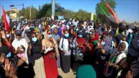 Protestan en Sudán para cumplir reformas y justicia en país