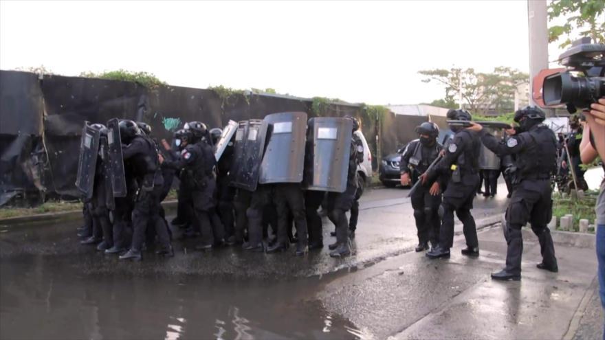 ONU exige a Panamá garantizar DDHH durante protestas sociales