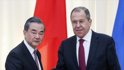 Rusia y China exigen retorno sin precondiciones de EEUU al PIAC