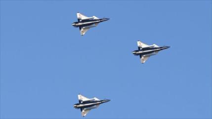 Corea del Sur moviliza sus cazas ante maniobras de Rusia y China