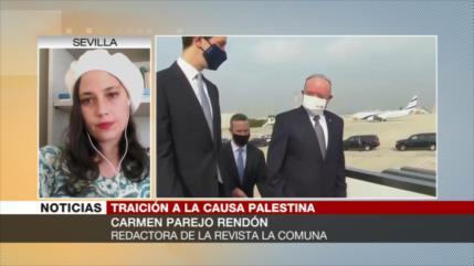 Parejo Rendón: EEUU sirve al sionismo sea con Trump o Biden