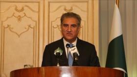 Paquistán normalizará con Israel cuando se solucione causa palestina