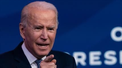 Biden: Ciberataque constituye grave riesgo para seguridad nacional
