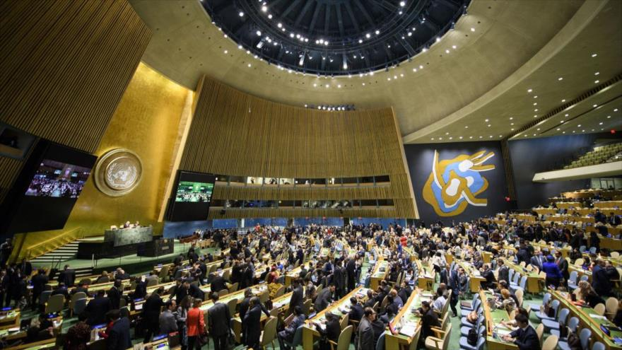 ONU reafirma soberanía de palestinos sobre sus territorios ocupados | HISPANTV