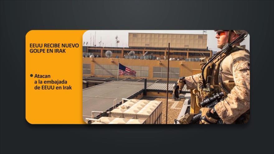 PoliMedios: EEUU recibe nuevo golpe en Irak