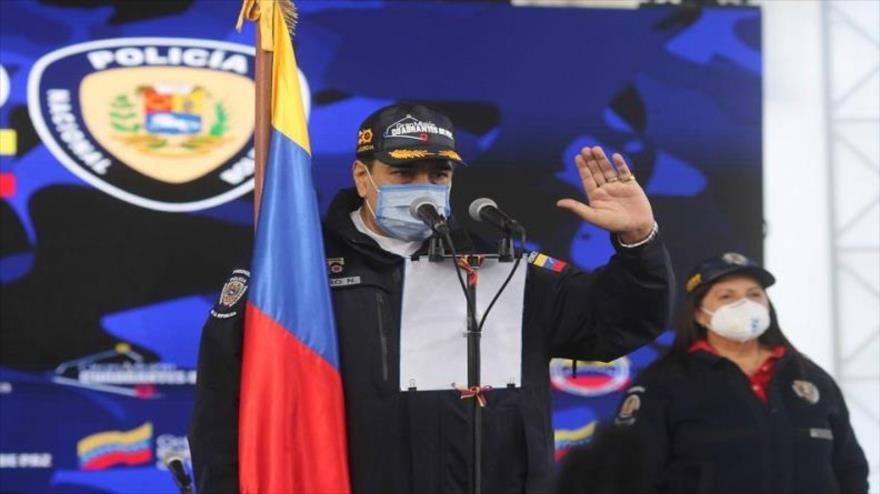 Maduro: Se va la Asamblea que detruyó el país por votos del pueblo | HISPANTV