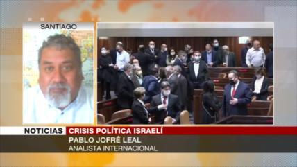 Jofré: Netanyahu lleva a Israel a elecciones para no ir a cárcel