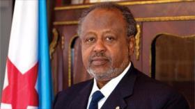 Yibuti: Normalización con Israel es contraria al plan de paz árabe