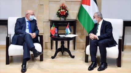 Portugal: No trasladaremos nuestra embajada a Al-Quds, como EEUU