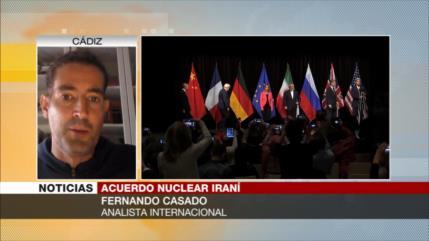 """""""Regreso de EEUU al acuerdo nuclear será su vuelta a la cordura"""""""