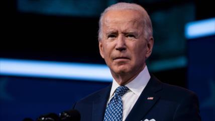 150 demócratas piden a Biden volver al acuerdo nuclear con Irán