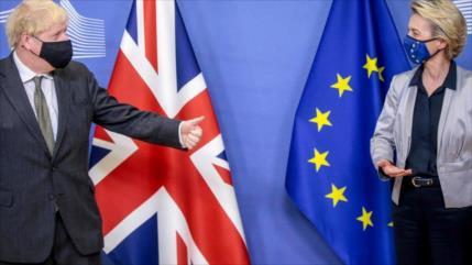 Reino Unido y UE logran un acuerdo comercial pos-Brexit