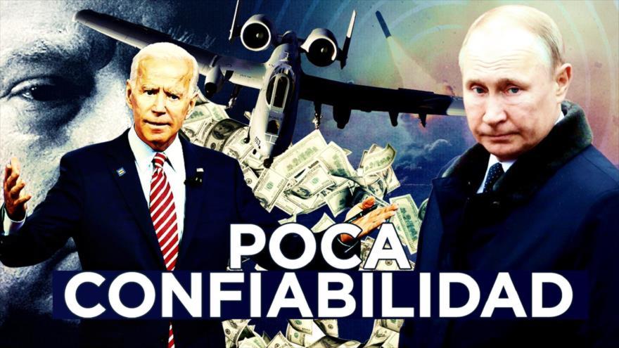 Detrás de la Razón: Washington no es un socio confiable en ningún aspecto, acusa el Kremlin