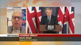 Bigio: Brexit tendrá varias consecuencias para el Reino Unido