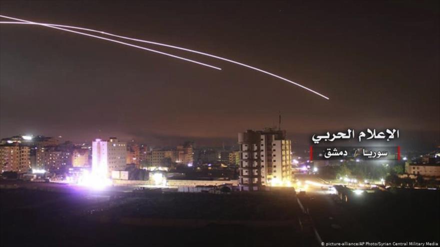 Siria repele ataque con misiles de Israel contra Hama | HISPANTV