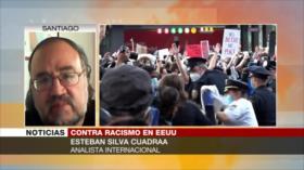 Silva: Las medidas de Trump echaron más leña al fuego del racismo