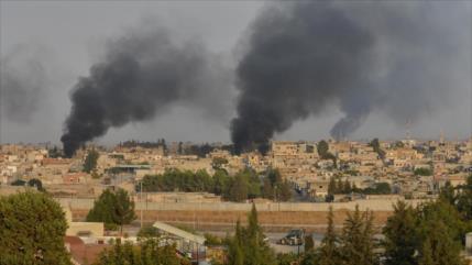 Ejército turco y sus mercenarios atacan aldeas en noreste de Siria