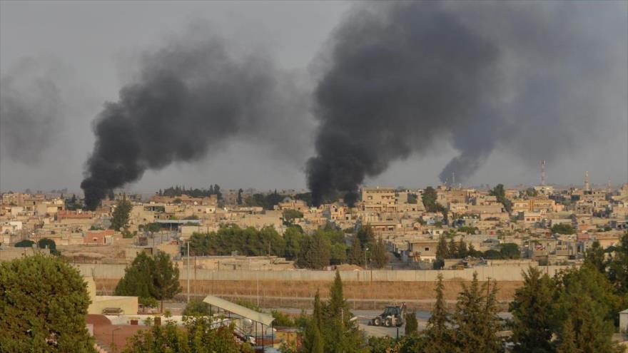 Ejército turco y sus mercenarios atacan aldeas en noreste de Siria | HISPANTV