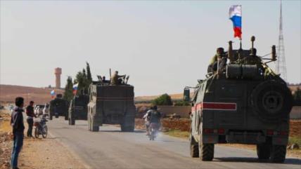 Vídeo: Rusia envía más refuerzos militares para batalla en Al-Raqa
