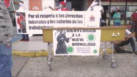 2020, un año de descontento popular en Panamá